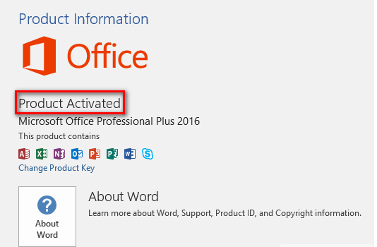 How to Activate Microsoft Office 2016 without Product Key 2018