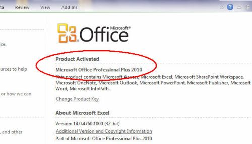 How to Activate Microsoft Office 2010 without Product Key 2018